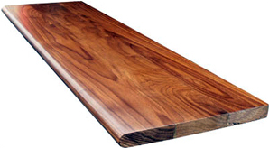 Our Premium Bullnosed Stair Treads Are Precision Milled From Solid Hardwood